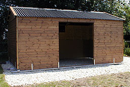 Mobile Field Shelters