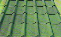 Onduvilla Tiles Green